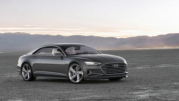 Audi Showcases Next Evolution of zFAS Architecture with TTTech in Audi Prologue Piloted Driving at CES 2015