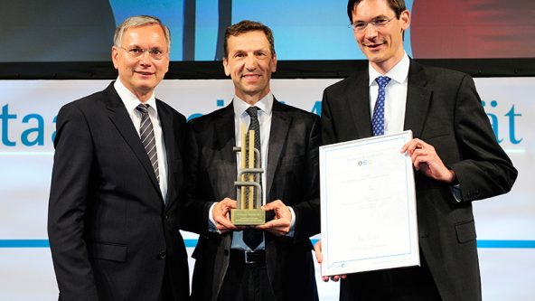 TTTech Wins Austrian National Mobility Award