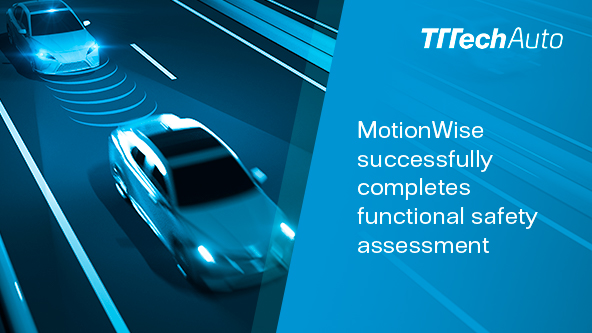 MotionWise completes functional safety assessment