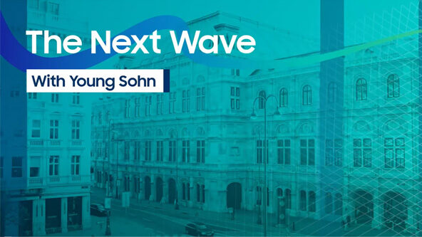 The Next Wave: Georg Kopetz and Ricky Hudi with Young Sohn
