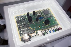 Central Driver Assistance Controller © AUDI AG