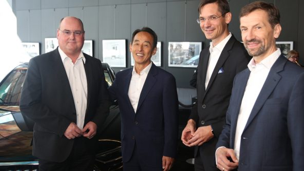Samsung and TTTech: Partners for a Safer Car Experience