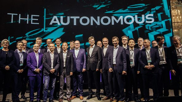 The Autonomous: leading automotive industry players gathered to discuss a global safety reference for automated driving