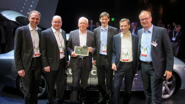 Audi and TTTech Showcase Key-Enabling Technologies for the Piloted Car