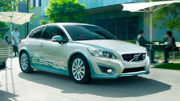 Inverter Safety Unit from TTTech in Second Generation Volvo C30 Electric